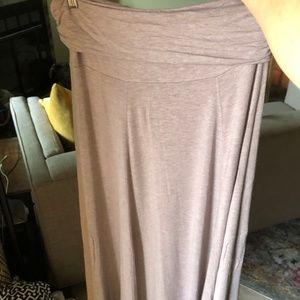 Gap Mauve Skirt